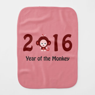 Linge De Bébé 2016 ans mignon du singe