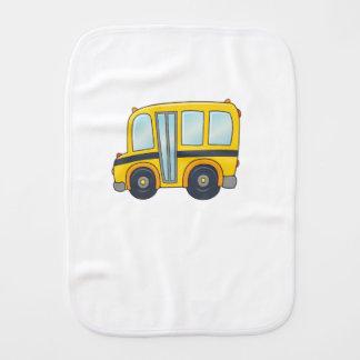 Linge De Bébé Autobus scolaire personnalisable mignon