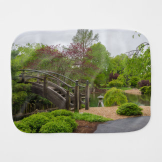Linge De Bébé Balade nuageuse de jardin de jour