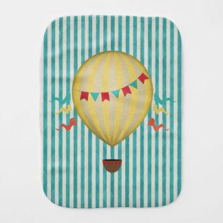 Linge De Bébé Ballon à air chaud vintage