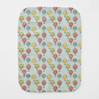 Linge De Bébé Ballons à air chauds vintages