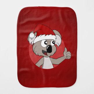 Linge De Bébé Bande dessinée de koala de Noël