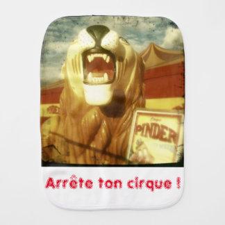 Linge De Bébé BAVOIR - Arrête ton cirque !