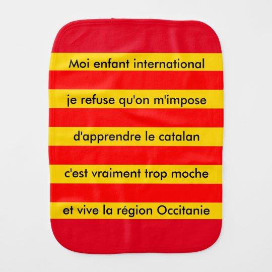 Linge De Bébé bavoir bébé anti catalan