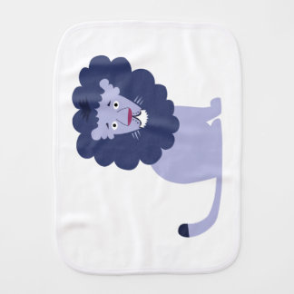 Linge De Bébé Bleu bleu de lion