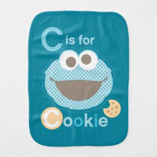 Linge De Bébé C est pour le bébé de biscuit