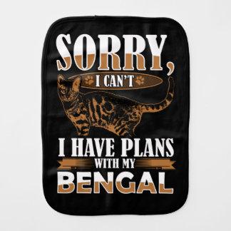 Linge De Bébé Chat du Bengale