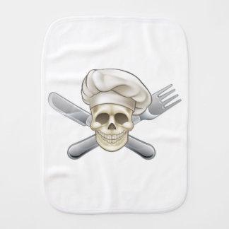 Linge De Bébé Chef de couteau et de pirate de fourchette