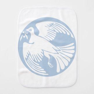 Linge De Bébé colombe de paix