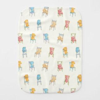 Linge De Bébé Concerne le motif de chaises