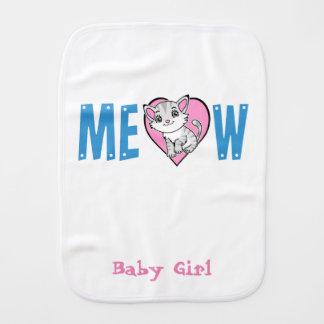 Linge de bébé de Meow