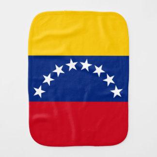 Linge De Bébé Drapeau du Venezuela
