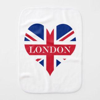 Linge De Bébé Drapeau royal BRITANNIQUE de la Grande-Bretagne