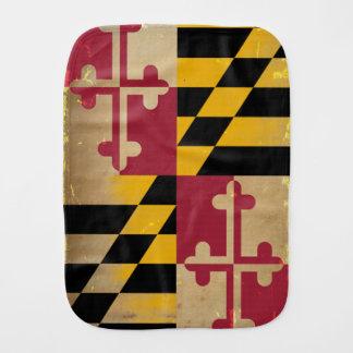 Linge De Bébé Drapeau VINTAGE.png du Maryland