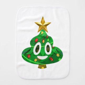 Linge De Bébé Dunette Emoji d'arbre de Noël