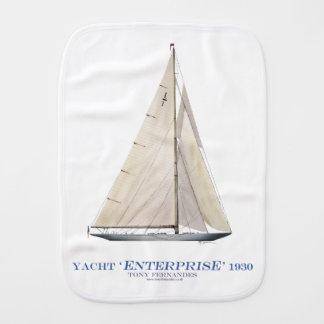 Linge De Bébé entreprise 1930 de yacht