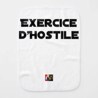 Linge De Bébé Exercice d'Hostile - Jeux de Mots Francois Ville