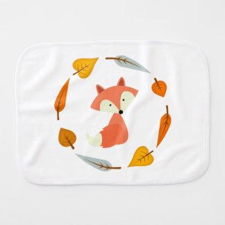 Linge De Bébé Fox doux d'automne