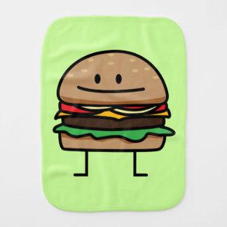 Linge De Bébé Hamburger heureux