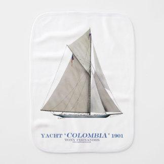 Linge De Bébé La Colombie 1901