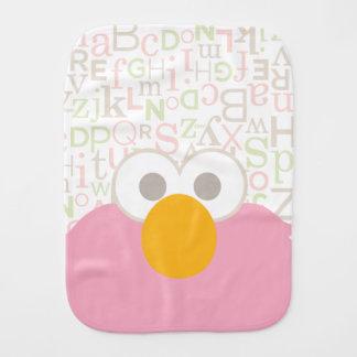 Linge De Bébé Le bébé Elmo font face