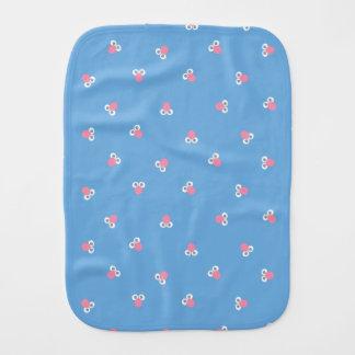 Linge De Bébé Le bébé Grover font face au motif de forme