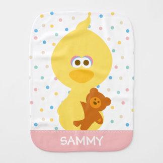 Linge De Bébé Le grands oiseau et nounours | de bébé ajoutent