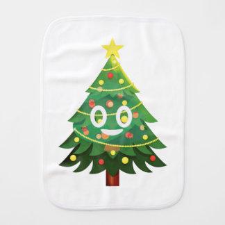 Linge De Bébé Le vrai arbre de Noël d'Emoji