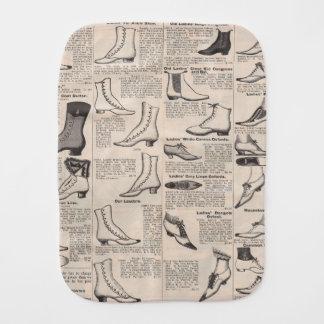 Linge De Bébé L'industrie graphique de typographie antique