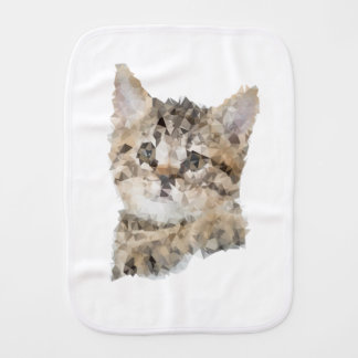 Linge De Bébé Low poly chaton Bébé chat Baby Cat