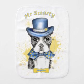 Linge De Bébé M. Smarty Boston Terrier