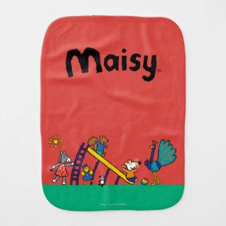 Linge De Bébé Maisy sur le terrain de jeu avec des amis