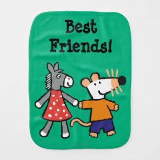 Linge De Bébé Meilleurs amis Maisy et mains pointillées de prise