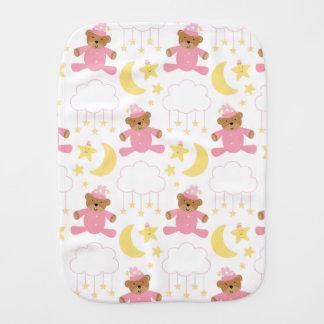 Linge De Bébé Mignon rose et blanc de bébé