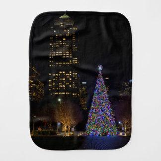 Linge De Bébé Noël la nuit parc de terriers