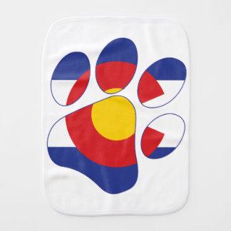 Linge De Bébé Pattes du Colorado