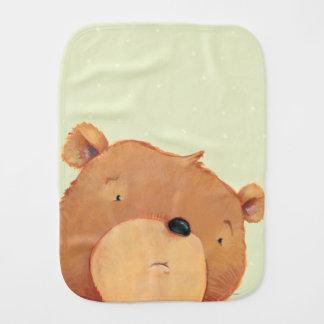 Linge De Bébé Plan rapproché de grand ours de Brown