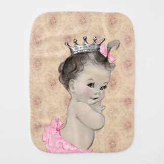 Linge De Bébé Princesse rose vintage douce