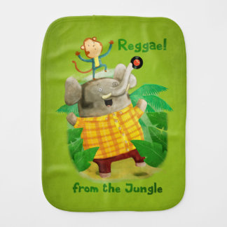 Linge De Bébé Reggae de la jungle