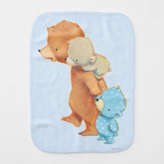Linge De Bébé Trois amis adorables d'ours