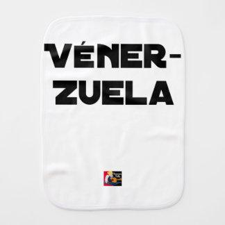 Linge De Bébé VÉNER-ZUELA - Jeux de mots - Francois Ville