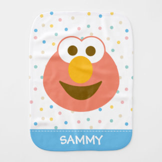 Linge De Bébé Visage   de bébé d'Elmo le grand ajoutent votre