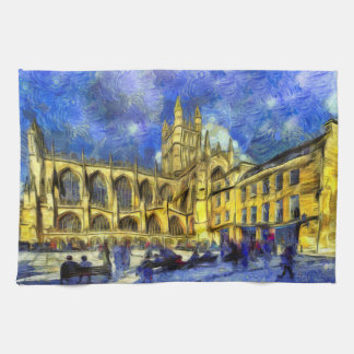 Linge De Cuisine Art d'abbaye de Bath