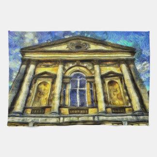 Linge De Cuisine Bath romain Van Gogh