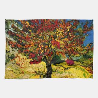 Linge De Cuisine Beaux-arts de Van Gogh de mûrier