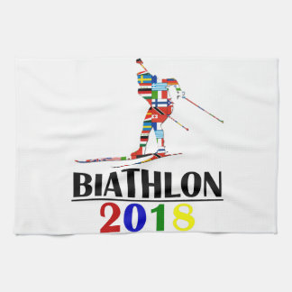 LINGE DE CUISINE BIATHLON 2018