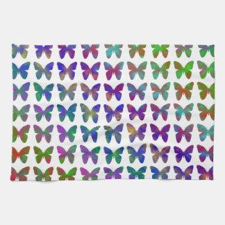 Linge De Cuisine Bonheur de papillon