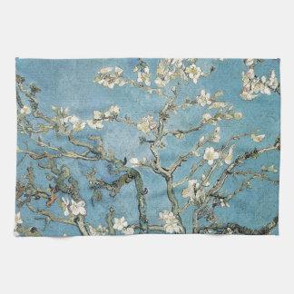 Linge De Cuisine Branches d'amande de Vincent van Gogh | en fleur,