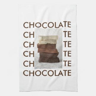 Linge De Cuisine Chocolat