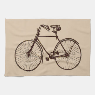 Linge De Cuisine Crème de farine d'avoine de vélo de bicyclette de
